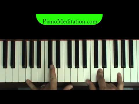 Holy is the Lord - How to Play Contemporary Christian Piano