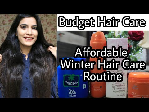 Winter Hair Care Routine Under Budget  | DOs & Don'ts | Products & DIY's | Super style Tips