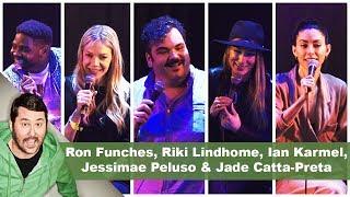 Ron Funches, Riki Lindhome, Ian Karmel, Jessimae Peluso & Jade Catta-Preta    Getting Doug with High
