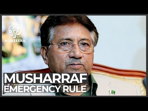 Musharraf defends emergency rule - 03 Nov 07