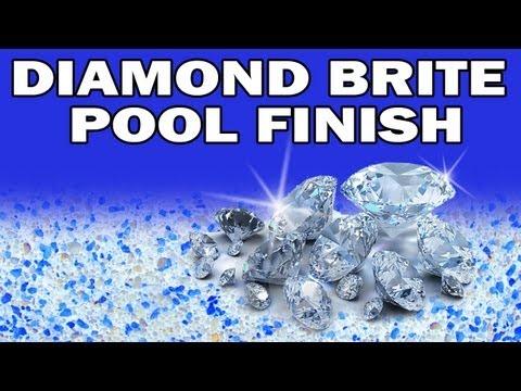 Diamond Brite Pool Finish Youtube