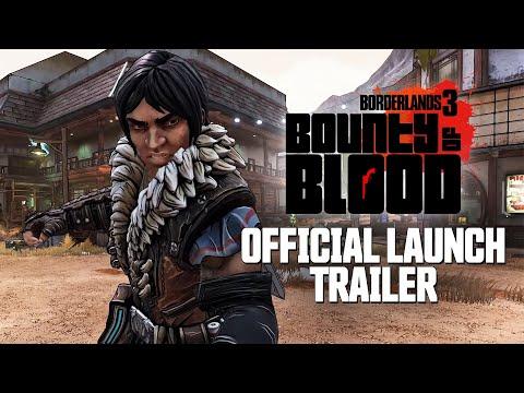 Borderlands 3 - Blutgeld - Offizieller Launchtrailer