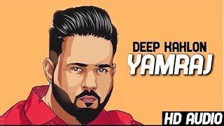 Yamraj - Deep Kahlon (FULL Song) - Dj Flow | Jatt Squad | Latest Pu...