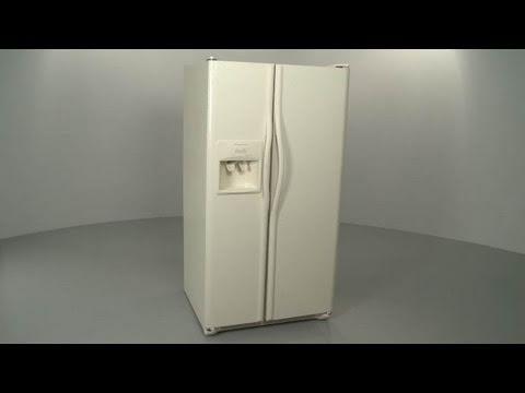 Amana Refrigerator Wiring Diagram How To Remove Frigidaire Refrigerator Freezer Doors Youtube