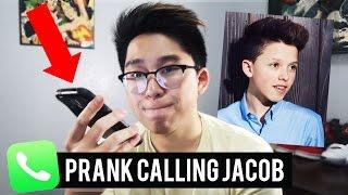 prank calling jacob sartorius