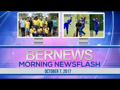 Bernews Morning Newsflash For Saturday, October 7, 2017