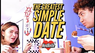 THE GREATEST SIMPLE DATE | NedBelle (Love na ang isa't isa?!)