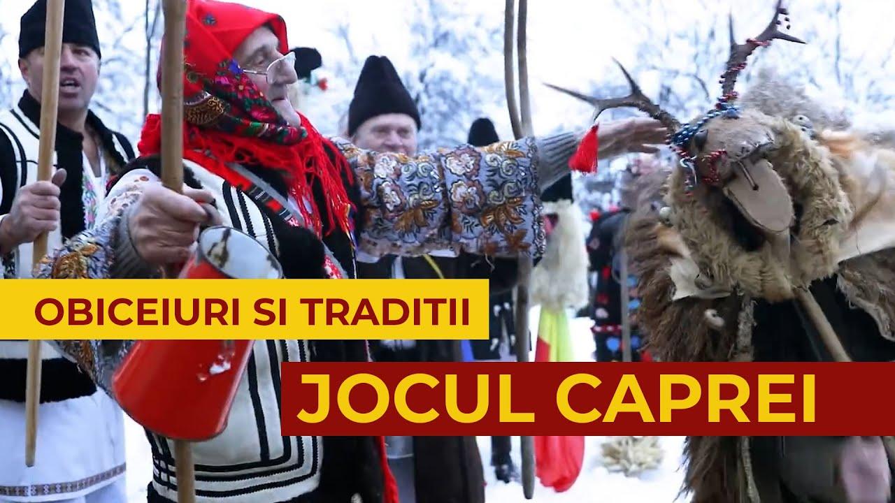 Download Jocul caprei, obicei stravechi din Bucovina