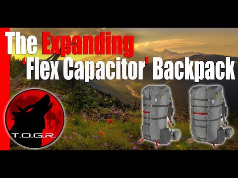 Is this Innovation? - Sierra Designs Flex Capacitor - Review