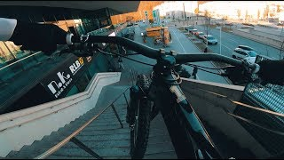High Speed Bike Delivery | SickSeries #66