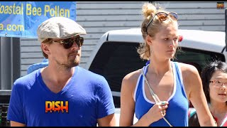 Is Toni Garrn Using Leonardo DiCaprio To Help Her Acting Career?
