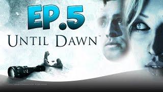 Стрим-прохождение Until Dawn [#5]