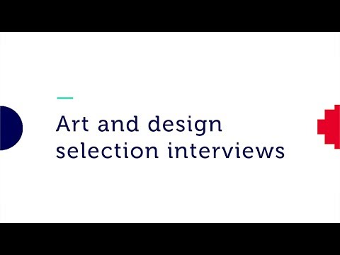 Art And Design Selection Interviews | RMIT University