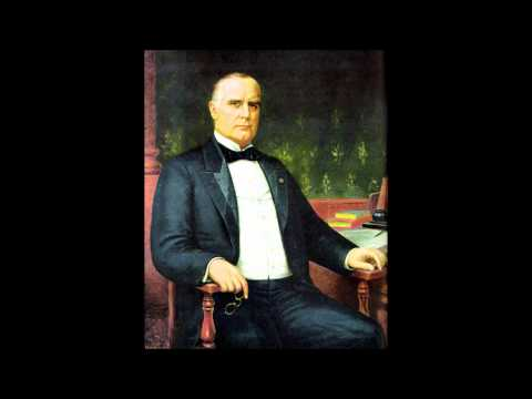 Last Speech of President McKinley