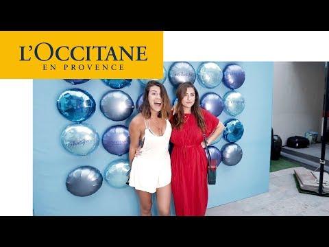 Our Press event for Aqua Reotier - UAE | L'Occitane