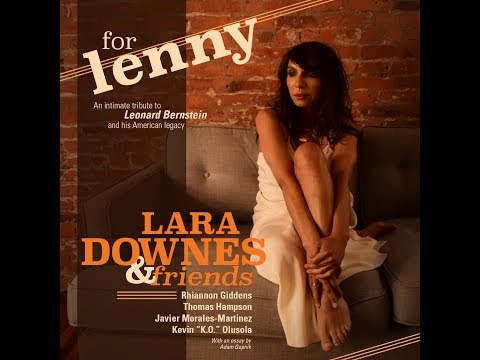 Lara Downes: FOR LENNY on Sony Classical
