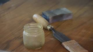 Marples  Paring Chisel Restoration