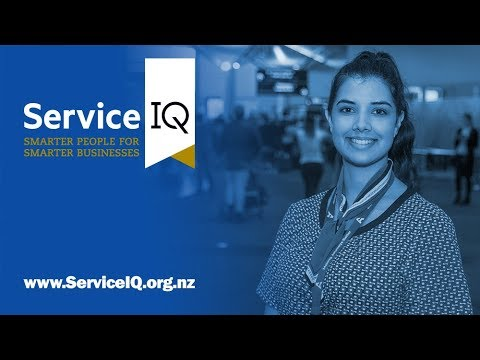 Tara Jones from Auckland Airport promotes a career in aviation for Got a Trade