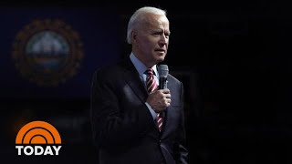 Joe Biden Is 'Almost On Fumes' In New Hampshire, Andrea Mitchell Says | TODAY