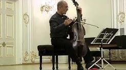 Monsieur de Sainte-Colombe. Paolo Pandolfo (viola da gamba)
