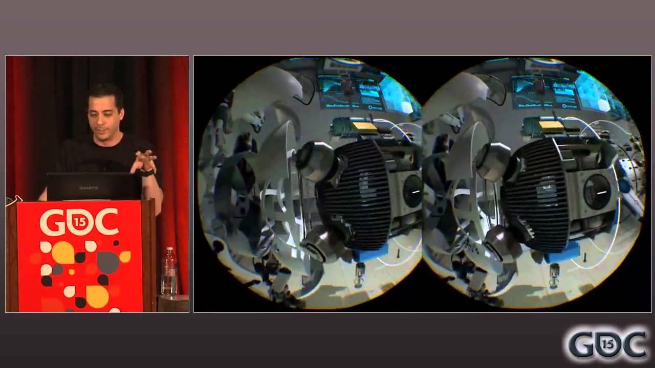Advanced VR Rendering with Valve's Alex Vlachos