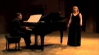 Svetlana Lifar, mezzo-soprano.