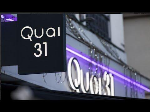 Soirée au Quai 31, restaurant ouvert jusqu'à 4h du matin à Lyon