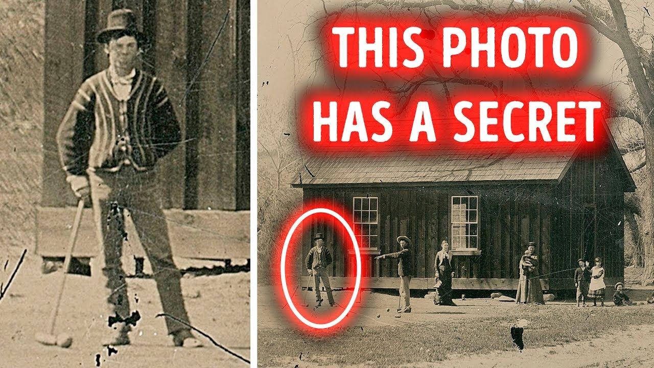 Ein Mann kauft ein Foto für 2 US-Dollar und findet heraus, dass es Millionen wert ist + video