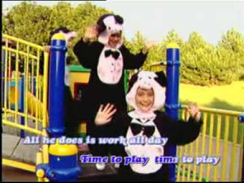 Who's Afraid of the Big Bad Wolf (Children Education Song) lyric
