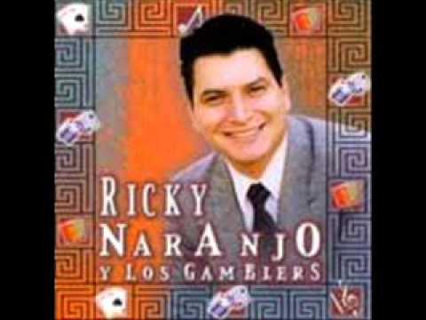 la media naranja-Ricky Naranjo