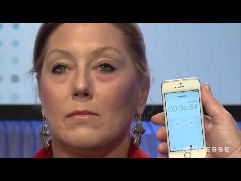 Jeunesse Instantly Ageless Uncut Demo