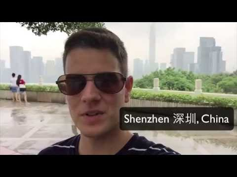 Why I like Shenzhen so much