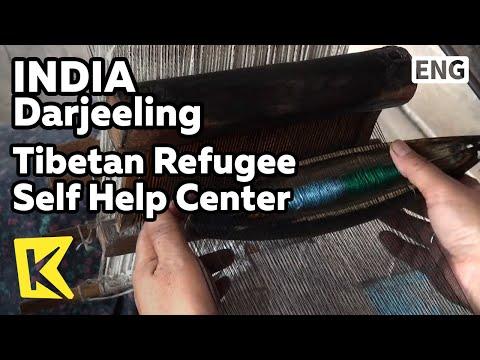 【K】India Travel-Darjeeling[인도 여행-다르질링]티베트 난민들이 살아가는 자립센터/Tibetan Refugee Self Help Center/Carpet