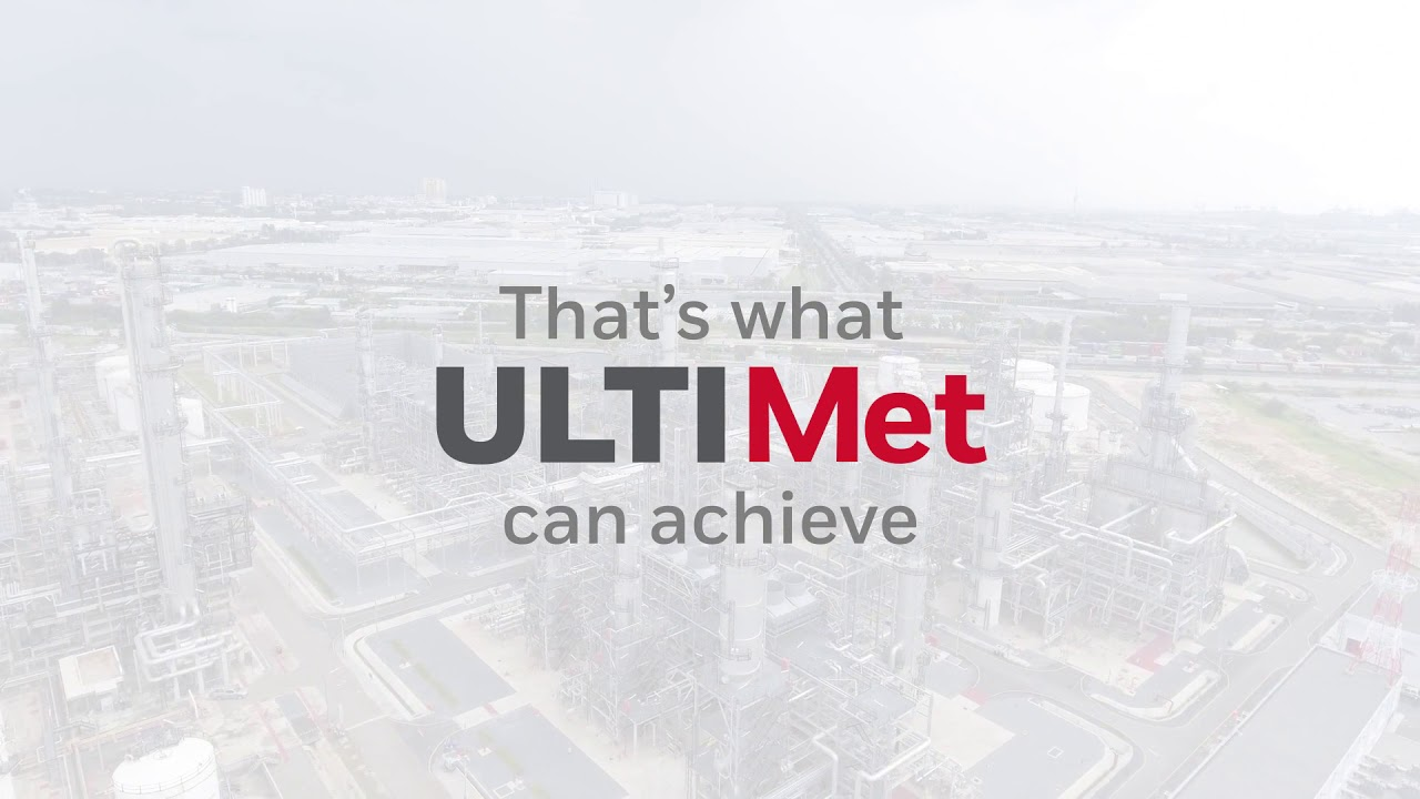 ULTIMet™ high-activity catalyst hydroprocessing