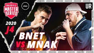 BNET vs MNAK | FMS España 2020 | Jornada 4