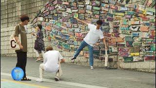 狮城有约   泉视釜山:甘川村如何靠七彩壁画重生为甘川文化村?