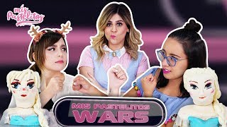 CRAFTINGEEK VS RAIZA | MIS PASTELITOS WARS | CAPÍTULO 2