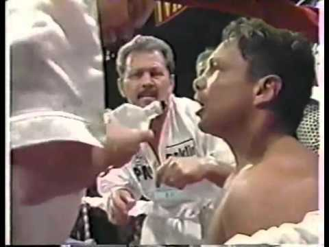 GREATEST ROUNDS IN BOXING, Roberto Duran vs Vinny Pazienza  1994 06 25 Boxing Fights