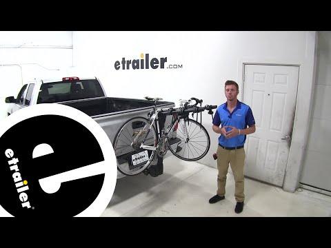 Thule Hitch Bike Racks Review - 2019 Chevrolet Silverado 1500 - etrailer.com