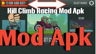 Hill Climb Racing 1.30.3 Mod Apk V1.30.7 - Hack No Root  [ANDROID DOWNLOAD]