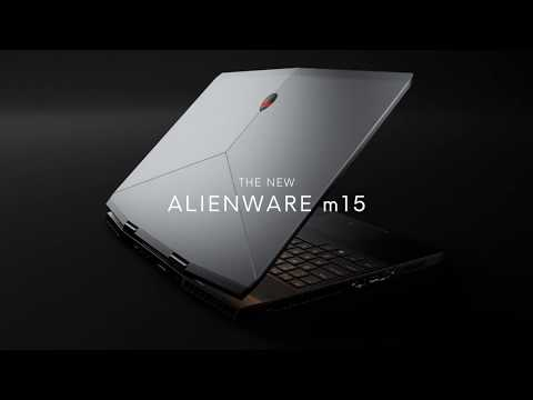 The Alienware m15 (2018)