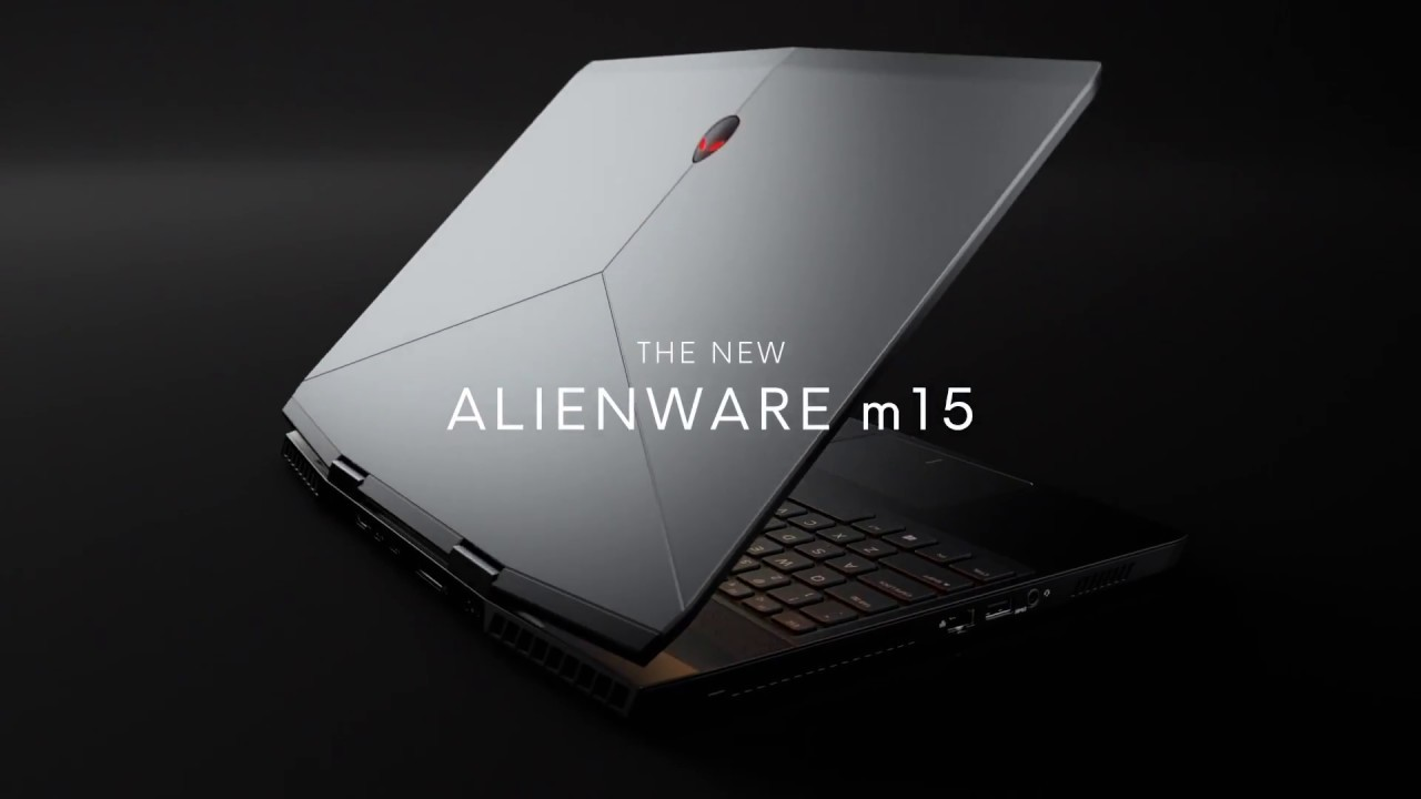 The Alienware m15 (2018) - YouTube