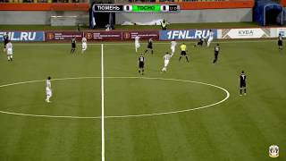 Tyumen vs FK Tosno full match