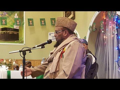 Alhaaj Molana Nomani Historic Speech about Milad