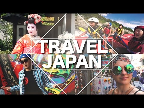 JAPAN Travel Recap   2016
