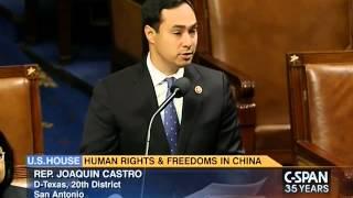 Rep. Castro on China