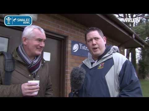 FanCam: SWALEC BOWL Ystradgynlais v Mold | WRU TV