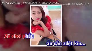 Duyên Phận karaoke ( Tiếng Thái ) beat chuẩn || Lò Việt Duy