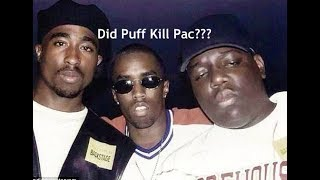 Did P. Diddy Kill Tupac? 2018 Documentary