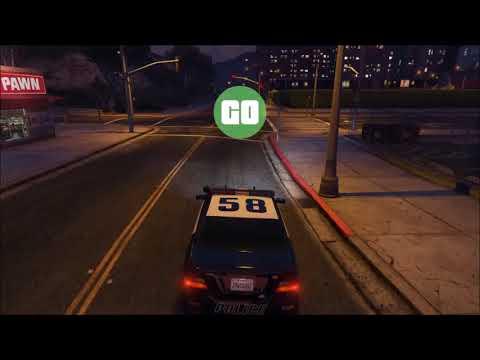 Räuber und Gendarm! - GTA Online mit Devil-Legend (Zusammenschnitt, Achtung: spackig)